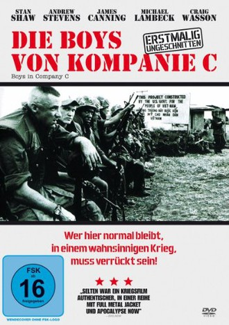 Die Boys von Kompanie C (Uncut) [Special Edition]