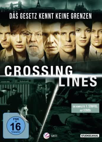 Crossing Lines - Season 1 (DVD)