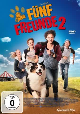 Fünf Freunde 2 (DVD)