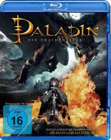 Paladin - Der Drachenjäger (Blu-ray)
