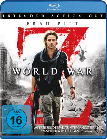 WORLD WAR Z EXTENDED CUT - PIT