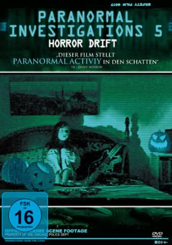 Paranormal Investigations 5 (DVD)