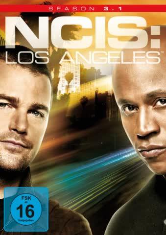 Navy CIS LA: Season 3.1 (Multi Box) (DVD)