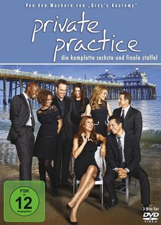Private Practice - Die Komplette Sechste Und Finale Staffel