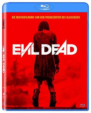 Evil Dead - Remake - Uncut (91 Minuten) SPIO/JK [Blu-ray] 2013