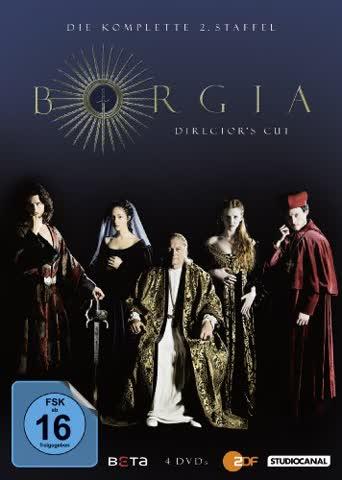 Borgia - Season 2 (DVD)