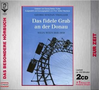 Das fidele Grab an der Donau. 2 CDs + Musik-CD . Mein Wien