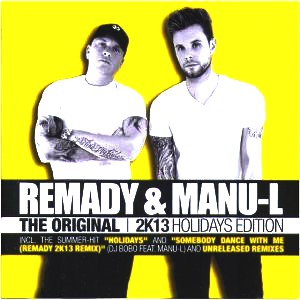 Remady&Manu-L - The Original (2k13 Holidays Edition)