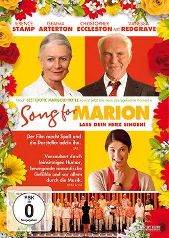 Song for Marion - Mediabook