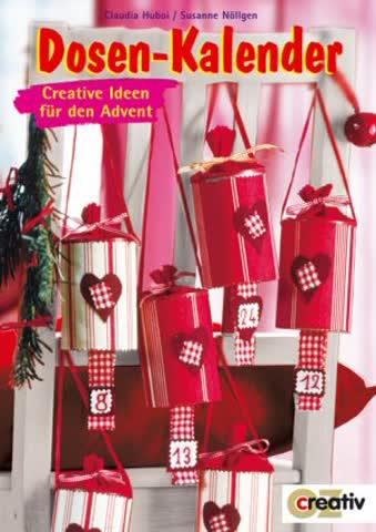 Dosen-Kalender: Creative Ideen für den Advent