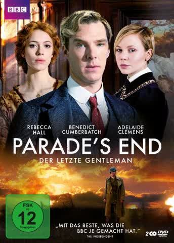 Parade's End - Der letzte Gentleman [2 DVDs]