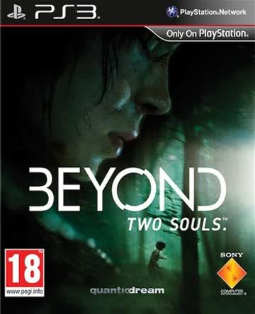 Beyond Two Souls PS-3 PEGI