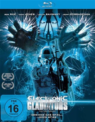 Electronic Gladiator's - The Controller [Blu-ray]