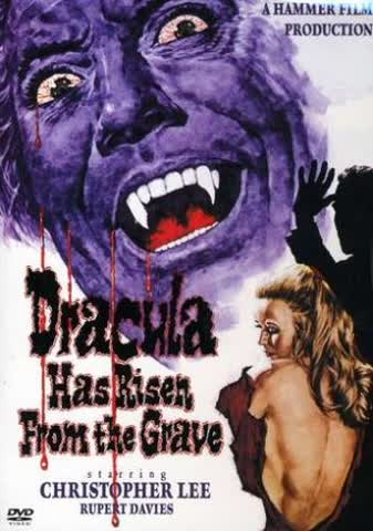 Dracula Has Risen From the Grave [Import USA Zone 1]