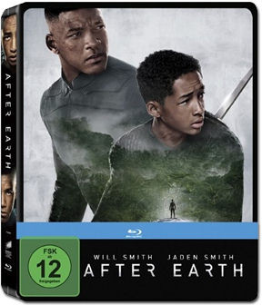 After Earth - Steelbook Edition Blu-ray