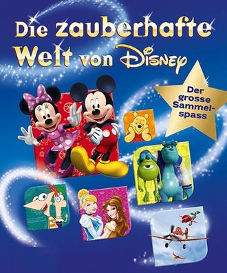 Die zauberhafte Welt von Disney - E1 -  Das Disney Sammelalbum