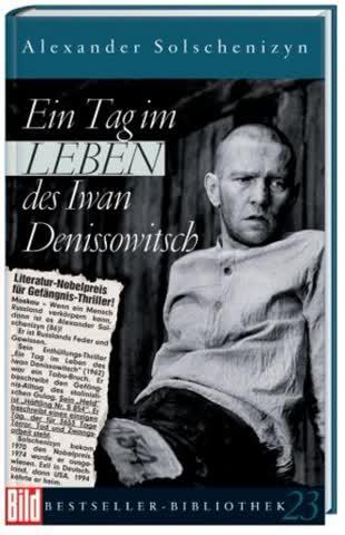 Ein Tag im Leben des Iwan Denissowitsch. Bild Bestseller Bibliothek Band 23