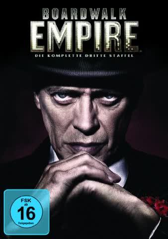 Boardwalk Empire - Season 3 (DVD)