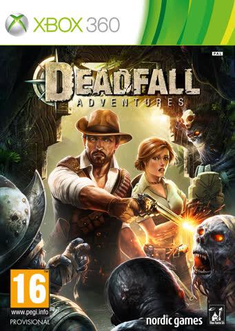 Deadfall Adventures - [Xbox 360]