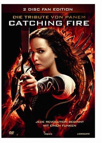 Tribute Von Panem-Catching Fire-2-Disc Fan Edition