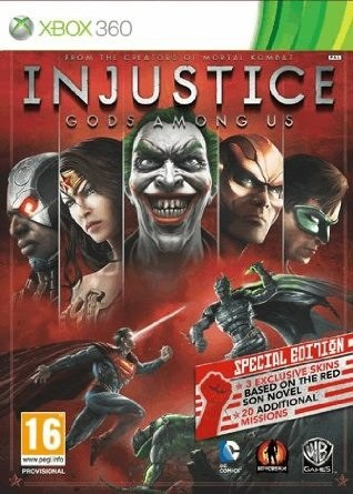 Injustice: Gods Among Us - Red Son Edition