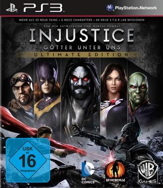 Injustice -Goty