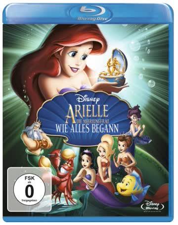 Arielle, die Meerjungfrau - Wie alles begann [Blu-ray]