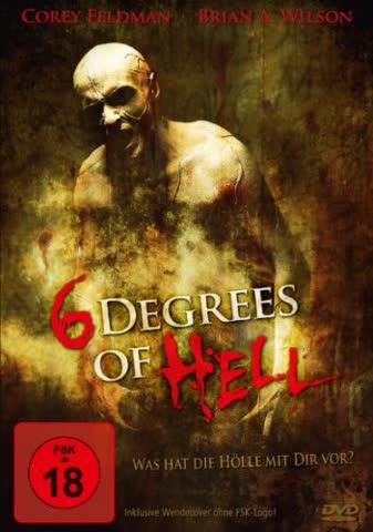 6 Degrees of Hell (DVD) (FSK 18)