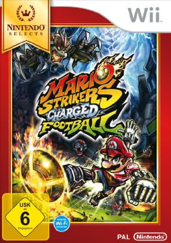 Mario Strikers: Charged Football [Nintendo Selects]