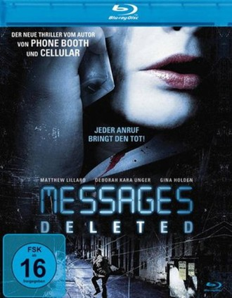 Messages Deleted [Blu-ray]