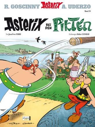 Asterix bei den Pikten