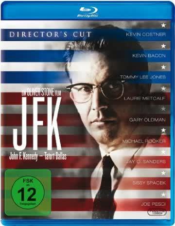 JFK - Tatort Dallas [Blu-ray]