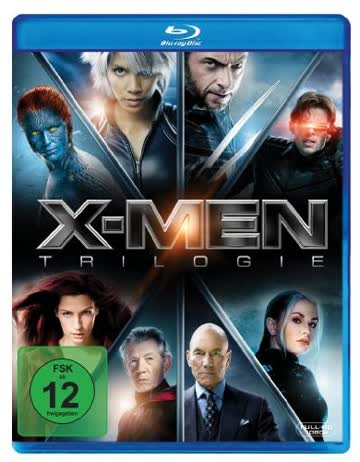 X-Men - Trilogie [Blu-ray]