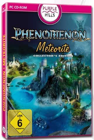 Purple Hills : Phenomenon - Meteroit