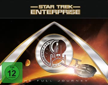 Star Trek: Enterprise - The Full Journey [27 DVDs]