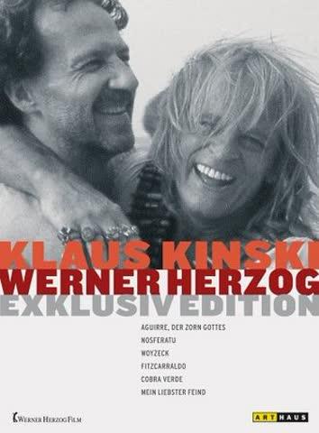 Klaus Kinski/Werner Herzog - Exklusiv Edition [6 DVDs]