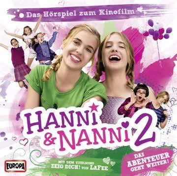Hanni und Nanni 2/ das Original-Hörspiel zum Kinofilm