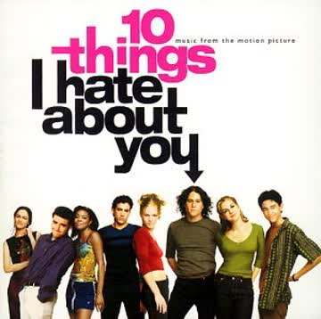 Ost - 10 Dinge, die ich an dir hasse (10 Things I Hate About You)