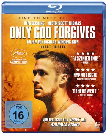 Only God Forgives (Uncut) [Blu-ray]