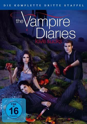 The Vampire Diaries - Die komplette dritte Staffel [5 DVDs]