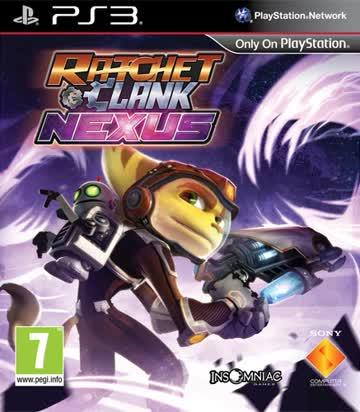 Ratchet & Clank Nexus PS-3 PEGI [German Version]