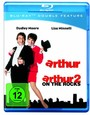 Arthur & Arthur 2: On the Rocks [Blu-ray]