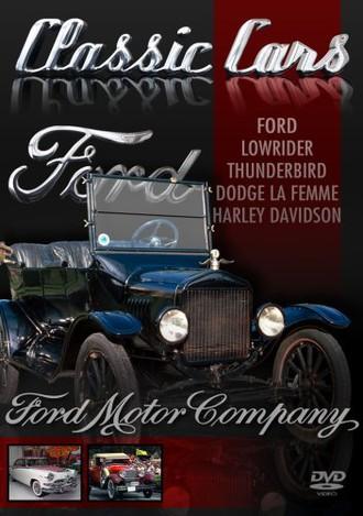 Classic Cars - Ford Motor Company