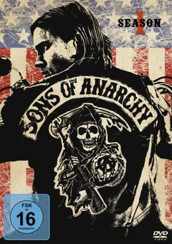 Sons of Anarchy - Season 1 [4 DVDs]