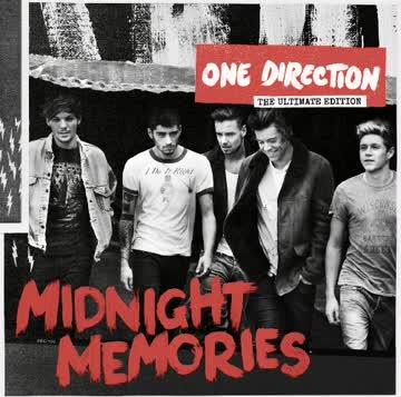 One Direction - Midnight Memories (Deluxe)