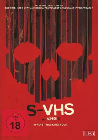 S-VHS (DVD) (FSK 18)