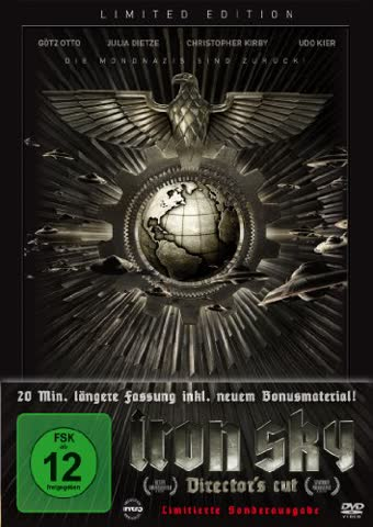 Iron Sky - Wir kommen in Frieden! (Limited Edition, Director's Cut, Steelbook)