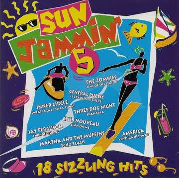 Various Artists - Sun Jammin' 5
