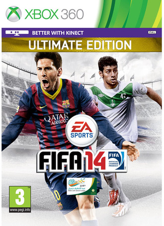 FIFA 14: Ultimate Edition - Kinect