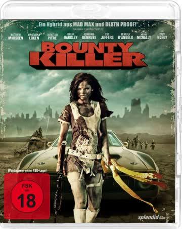 Bounty Killer(Blu-ray) (FSK 18)